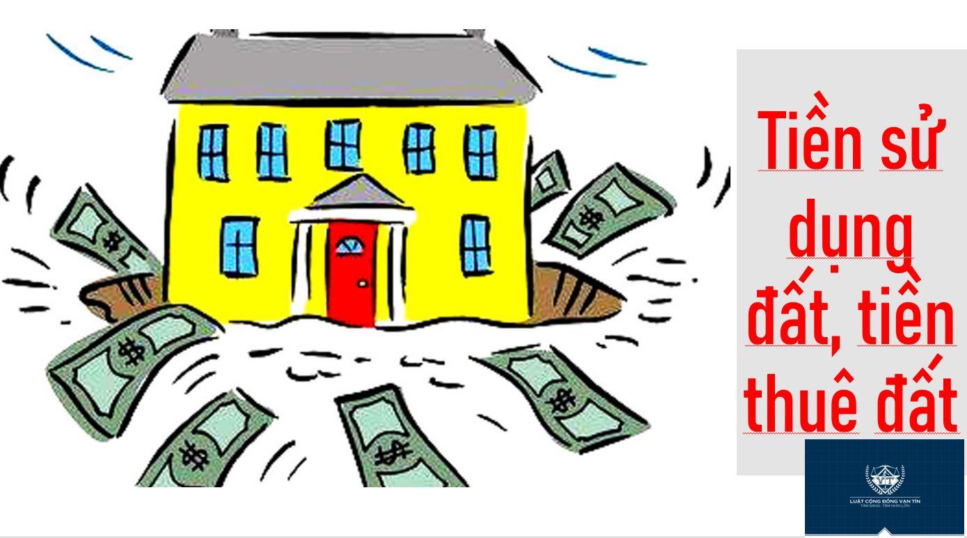 123 4 - Tiền sử dụng đất, tiền thuê đất