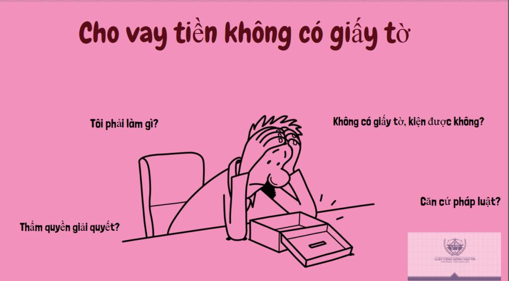 Cho vay tien khong co giay to 1024x566 - Cho vay tiền không có giấy tờ