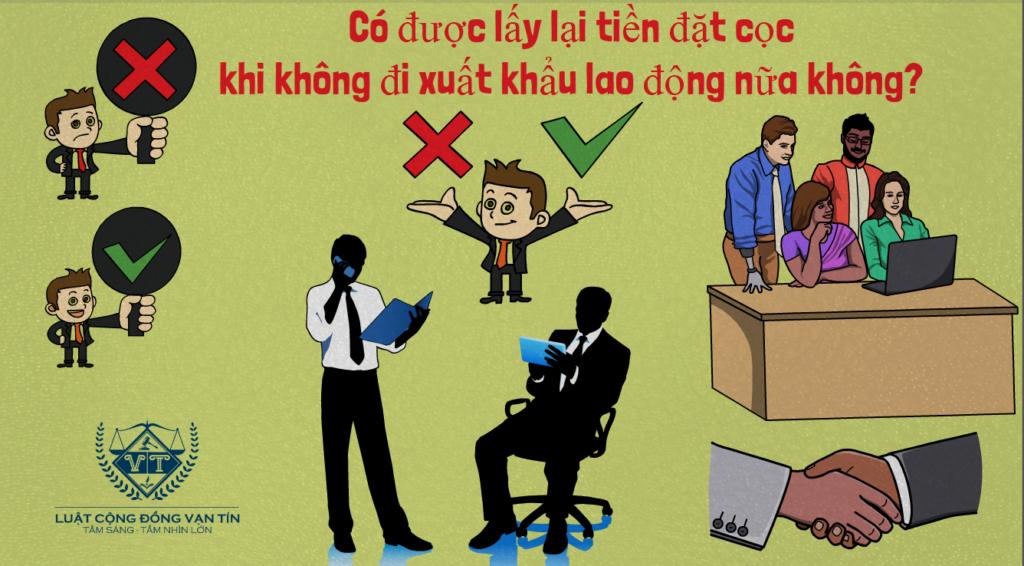 Co duoc lay lai tien dat coc khi khong di xuat khau lao dong nua khong 1024x566 - Có được lấy lại tiền đặt cọc khi không đi xuất khẩu lao động nữa không?