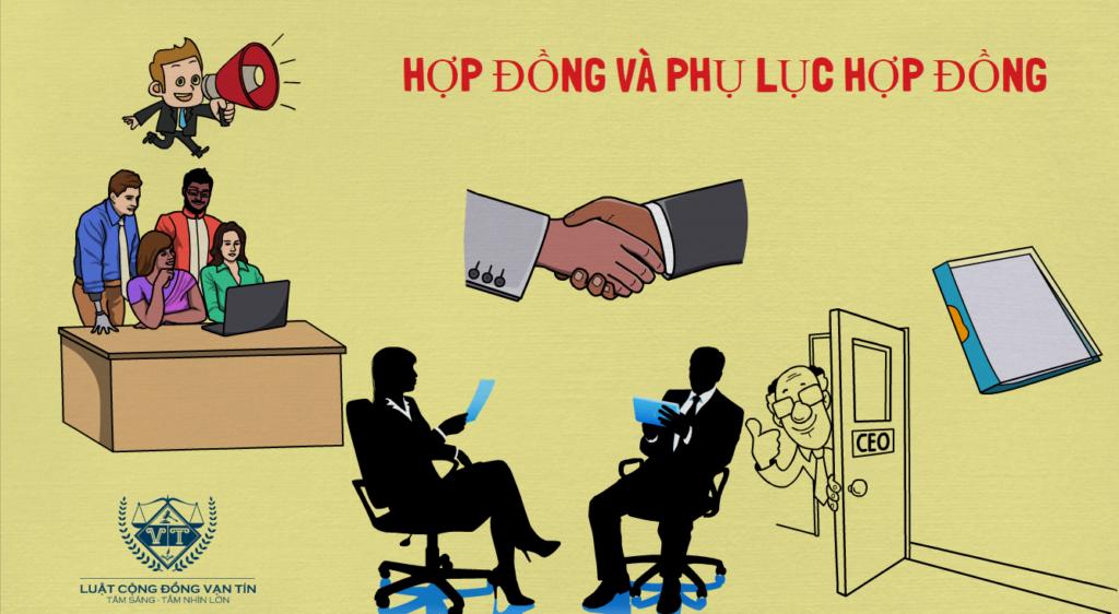 Hop dong va Phu luc hop dong 1024x562 - Hợp đồng và Phụ lục hợp đồng